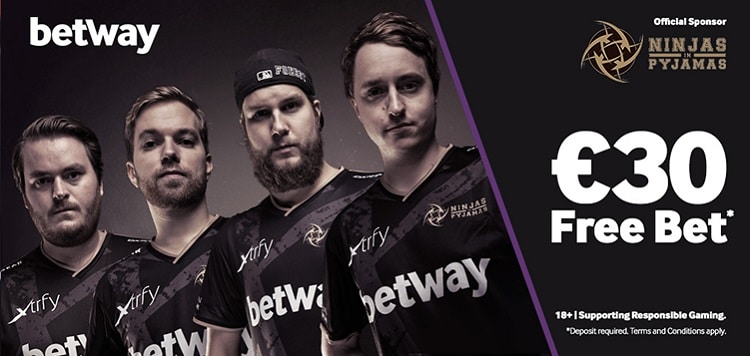 Betway CSGO Bonus Offer