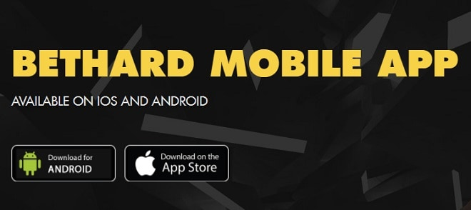 bethard mobile betting