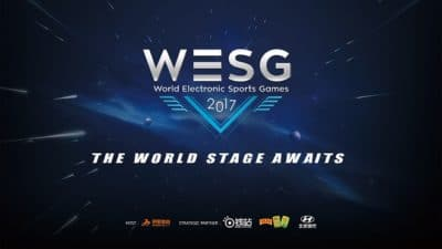 wesg 2017 world finals odds