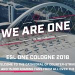 esl one cologne 2018 odds