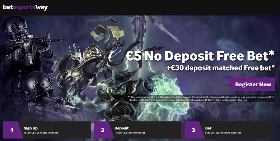 betway csgo betting