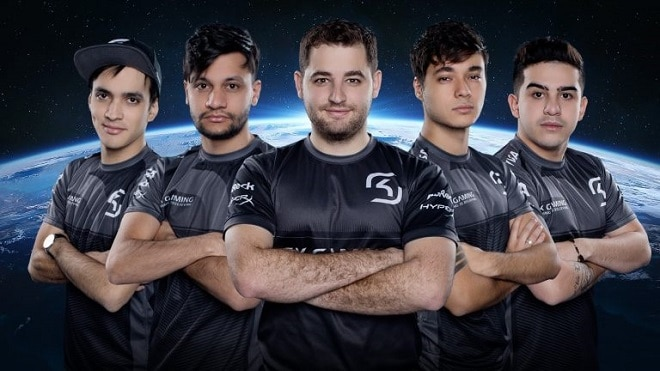 sk gaming csgo team photo