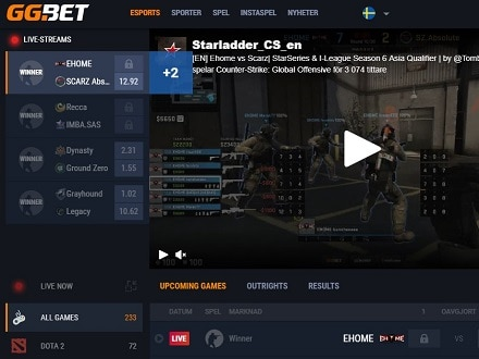 ggbet Screenshot